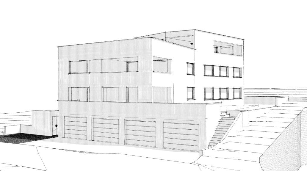 Neubau Mehrfamilienhaus Im Fetzer, Schaan