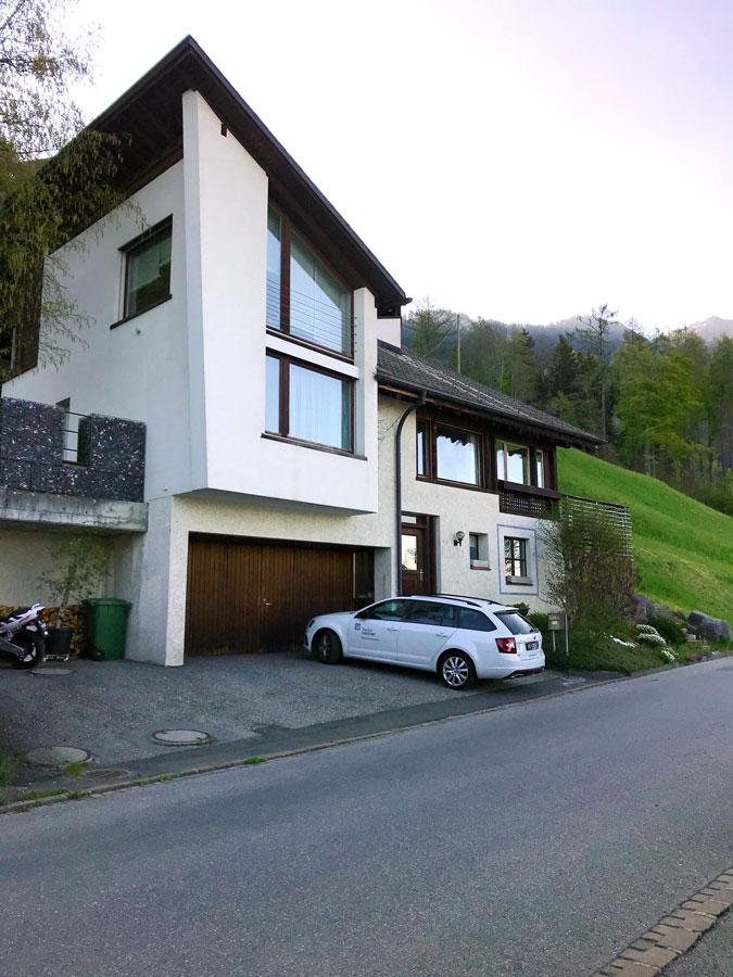 Sanierung und Umbau Einfamilienhaus, Triesenberg